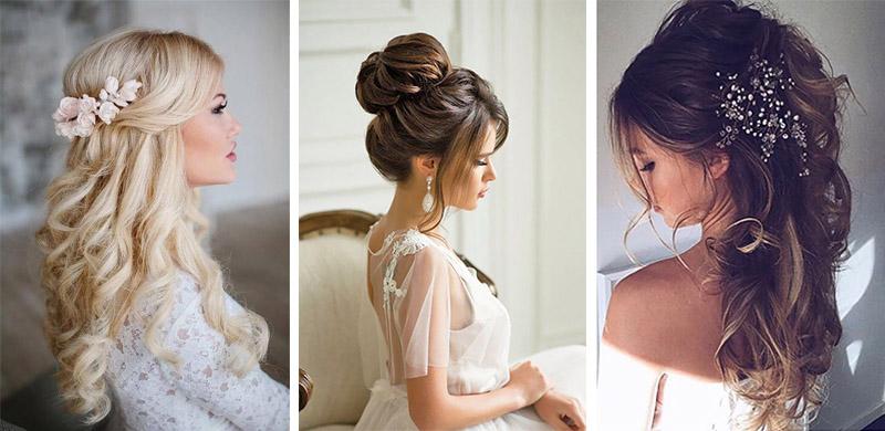 1f268c1e7b Każda Panna Młoda prędzej czy później staje przed wyborem idealnej fryzury  na ten Wielki Dzień. A wybór wcale nie jest taki prosty. Fryzura ślubna  jest ...