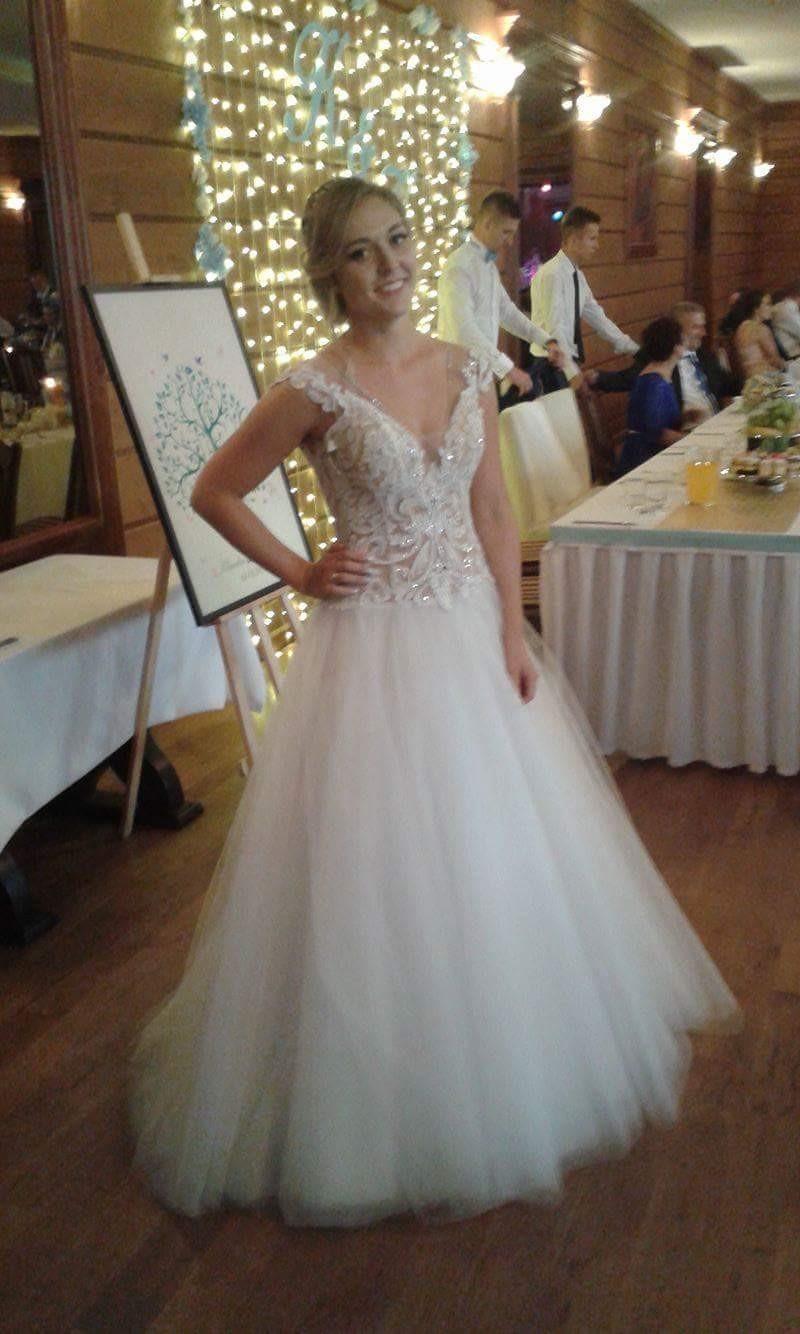 Suknia ślubna Agora Wesele123pl