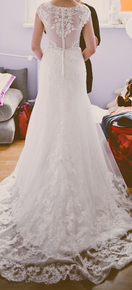 Suknia ślubna Tom Sebastien Wesele123pl