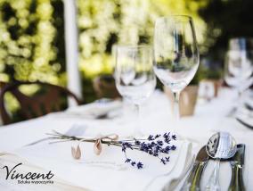 Restauracja Kuchnia I Wino Hotel Vincent Wesele123pl